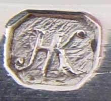 zilversmid Hendrik Kamerling II