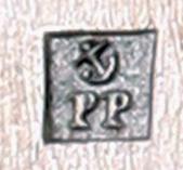 Pieter Pieterse zilversmid te Amsterdam