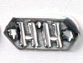 meesterteken HH van de Schoonhovense zilverfabriek H.Hooijkaas