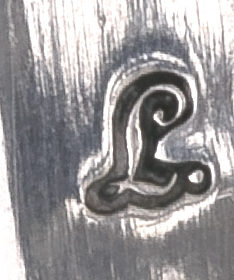 jaarletter 1820 de L = 1820