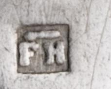 Meesterteken Frans Ernst Held zilversmid Amsterdam