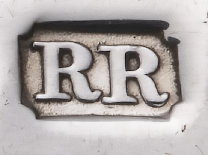 Meesterteken zilversmid Richard Richardson Sheffield