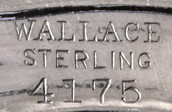 Wallace zilverfabriek Amerika
