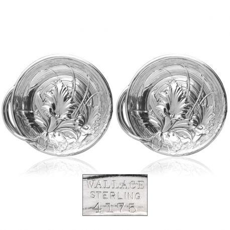 Wallace zilveren notenbakjes