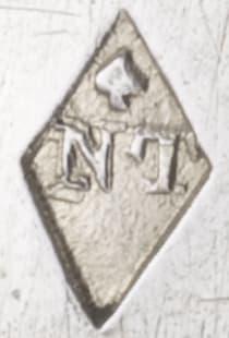 Meesterteken zilverkeur van Nathanael Teuter te Amsterdam