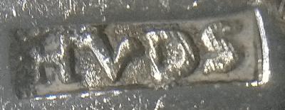 Henricus Dominicus van der Sanden zilversmid
