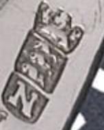 Stadskeur van Enkhuizen zilver zilverkeurendatabase Zilver.nl